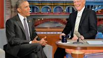 President Obama and David Letterman Talk About Their Retirement Plans