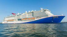 In pictures: Mardi Gras, Carnival's new£1 billion cruise ship