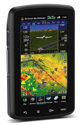 Garmin releases aera 795, 796 flight navigators, private jet not included