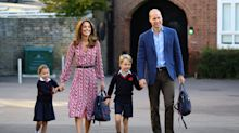 Duchess of Cambridge continued homeschooling George and Charlotte over the Easter holidays