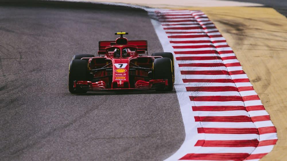 Raikkonen逃過罰退命運但Hamilton避免不了
