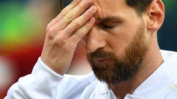 Day 8 winners/losers: Messi's headache