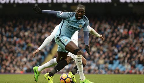 Premier League: Toure: City braucht Siegermentalität wie United