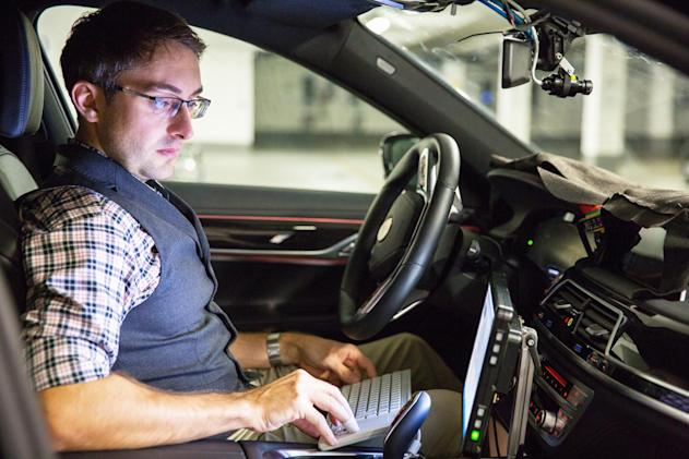 BMW, Intel and MobilEye will test self-driving cars later in 2017