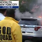 Brooklyn protests turn violent