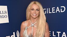 Britney Spears thinks paparazzi Photoshopped her body to add 40 pounds: 'I'm skinny as a needle'