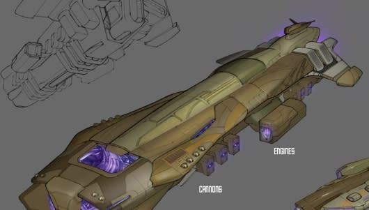 Captain's Log Supplemental: Exploring the art design of Star Trek Online's Delta Rising races
