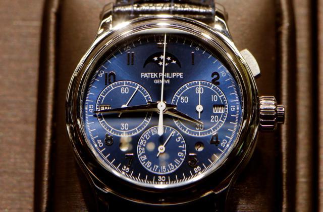 eBay now verifies the authenticity of luxury watch sales