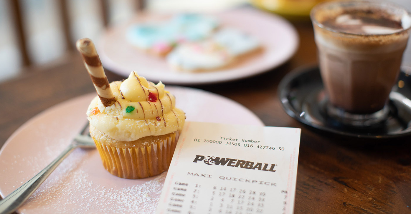 Powerball date in Sydney
