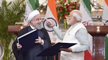 Iran dismisses report of 'dropping' India from Chabahar railway project