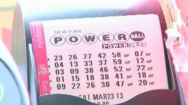 Lotto Fever: $320 Million Jackpot Up For Grabs