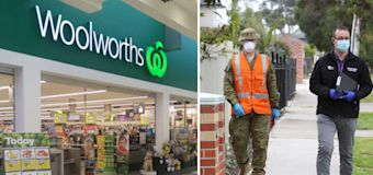 Woolworths shoppers on alert as coronavirus case linked to store