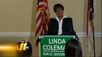 Coleman concedes Lt. Governor race