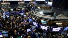 Stocks Slide More; Dow Nearly Flat As J&J, Cisco Boost Industrials