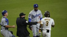 Wild Dodgers-Padres clash introduces us to MLB's newest rivalry