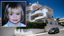 Psychic's bombshell claim about Madeleine McCann disappearance