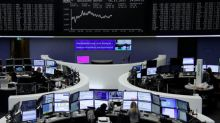 Warnings, downgrades weigh as European shares post another weekly fall