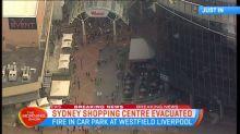 Sydney shopping centre evacuated