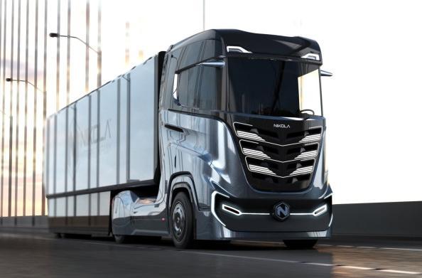 California push for zero-emissions heavy trucks starts in 2024