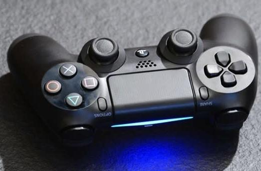 Sony built the PlayStation 4's controller with VR in mind
