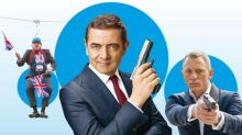 Johnny English v Bond: who's cinema's best hero for Brexit Britain?