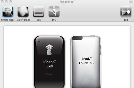 PwnageTool 4.0 hacktivation is go for iOS 4