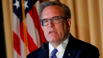 Trump: I'll name EPA's Wheeler to post permanently