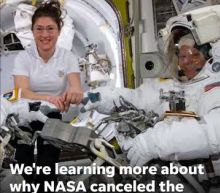 Here's the real reason NASA's first all-female spacewalk is not happening