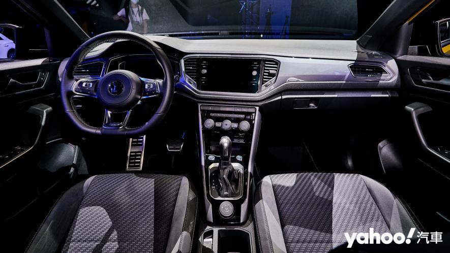 跨界無需等待、微高小鋼炮正式駕到!2021 Volkswagen T-Roc在台上市104.8萬起! - 7
