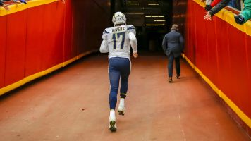 End of the River: Chargers moving on from vet QB