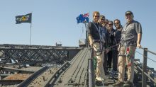 Invictus Games flag flies over Sydney