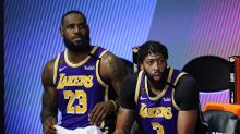 Lakers will have to adapt vs. Rockets, and that could mean Anthony Davis at center for Game 2