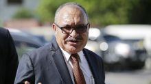Papua New Guinea police seeking to arrest ex-PM O'Neill