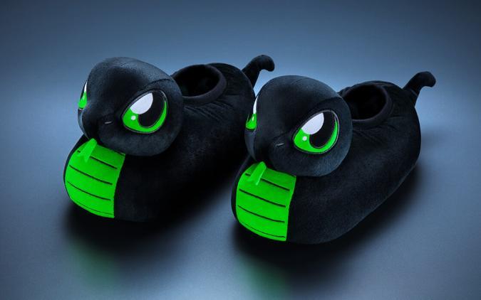Sneki Snek slippers