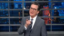 Stephen Colbert Had Line Of The Night On Trump's State Of The Union