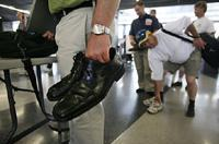 SecuriScan shoe scanner could make travel safer, security lines shorter