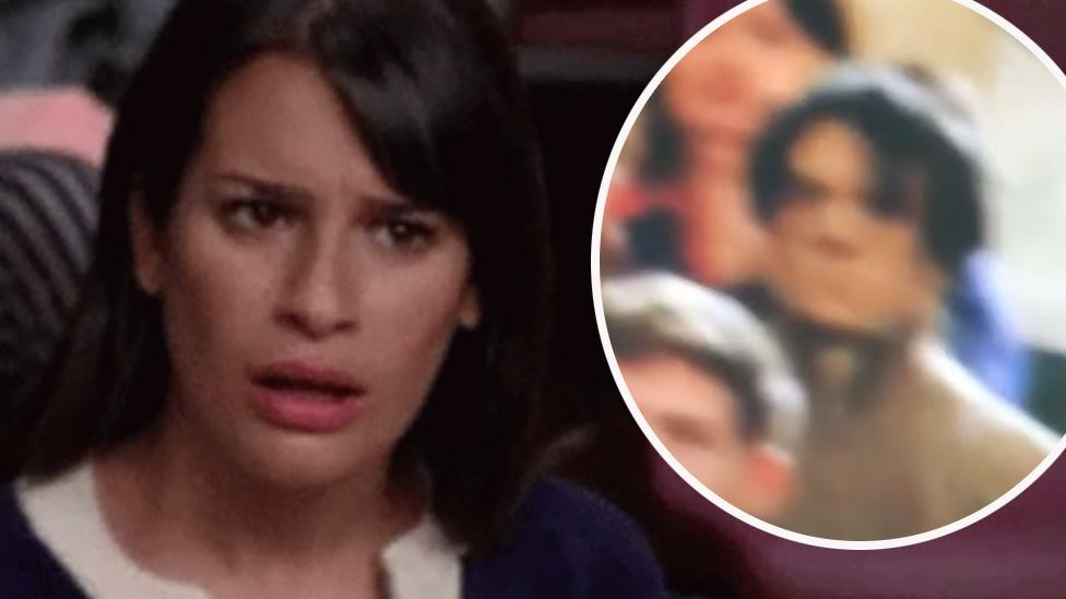 The 'terrifying' Glee detail we all missed