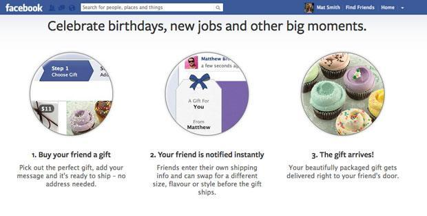 Facebook is killing its Gifts service, still wants you to buy stuff