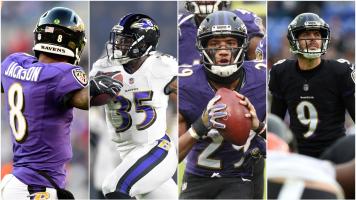 Youth movement leads Ravens  list of MVPs of 2018 season bcf22398d