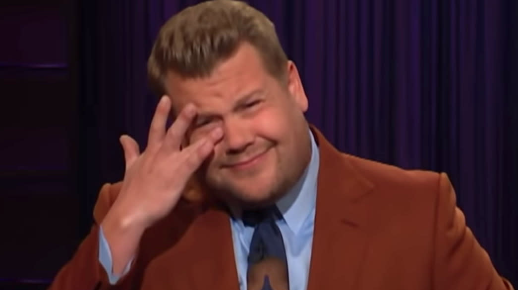 James Corden Spells Out Why Donald Trump's Latest 'No Collusion' Tweet Is Different