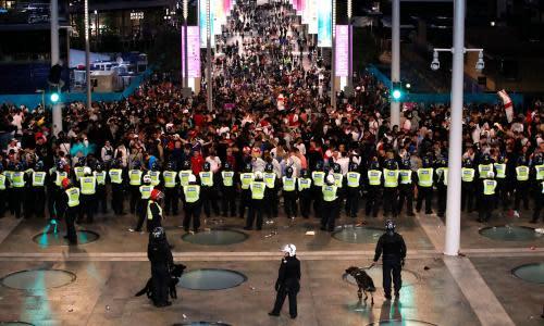 'No fair play, we're English': Europe's press reacts to Euro 2020 chaos