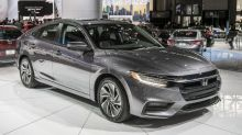 Honda hopes all-new 2019 Insight hybrid outsells predecessor