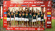 Astonishing comeback sees South Africa crowned HSBC Singapore Rugby Sevens champs