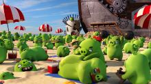 """Review: No birdy is really angry in""""The Angry Birds Movie"""""""