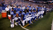 Trump asks if NFL players who protest should be in country