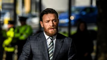 McGregor faces another sexual assault allegation