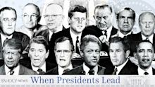 Leadership in the Oval Office, from FDR to Barack Obama