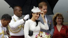 Meghan Markle's subtle tribute to Prince Charles on royal tour