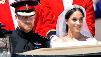 New book alleges real falling out before royal wedding