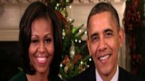 Obamas Urges Nation to Thank Veterans